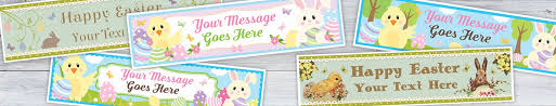 Easter Party Decorations Uk by Easter Party Banners