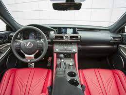 lexus is f sport 2017 interior new 2017 lexus rc f price photos reviews safety ratings