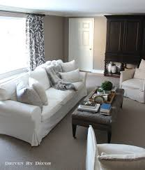 How To Furnish A Large Living Room A Furniture Tassel How To Diy Gold Banded Tassels Driven By Decor
