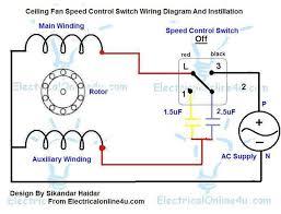 fan motor speed control switch table fan wiring diagram ac wiring diagrams
