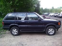 land rover 1997 ленд ровер рендж ровер 1997 здравствуйте форумчане расход 13 24