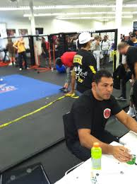 Anderson Silva Bench Press What Fighters Have You Met Mma