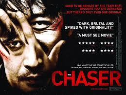 the chaser poster 1 of 2 imp awards