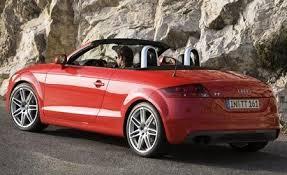 audi tt convertible 2008 audi tt roadster drive review reviews car and driver
