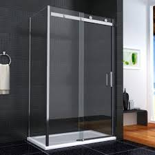 Shower Door 700mm Aquaspa Ultimate Frameless 700mm Side End Panel Shower