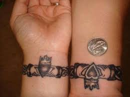 claddagh bracelet tattoo creativefan