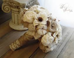 Shabby Chic Wedding Bouquets by Ships In 2 Weeks Rustic Shabby Chic Bouquet Sola Flowers