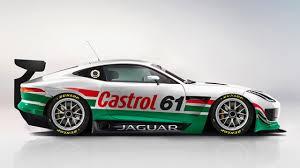 meet the jaguar f type gt3 racer top gear