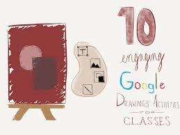 10 engaging google drawings activities for classes ditch that