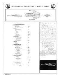 star trek blueprints fasa romulan ship recognition manual