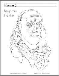 franklin coloring pages franklin coloring pages