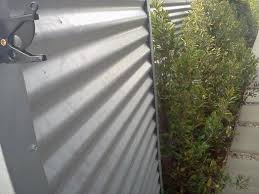 Decorative Metal Fence Panels Costa Metals Inc Corrugated Metal Roofing Siding Fence Draft