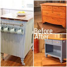 Create A Cart Kitchen Island 8 Achievable Ways To Give Your Kitchen A Facelift Big Chill