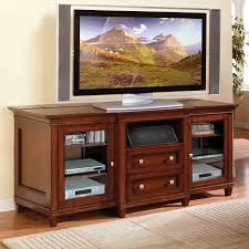 tv unit with glass doors modern black painted mahogany wood media stand with glass doors of