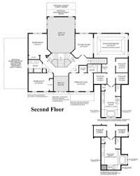 2nd Floor Plan Design Architectural House Plans Floor Plan Details Chalet With Two