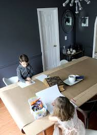 modern dining room makeover tag tibby a family friendly dining room craft room makeover tag tibby