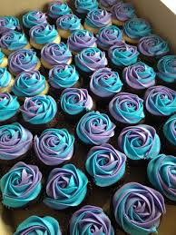 purple and blue wedding blue and purple wedding cupcakes cupcakes gallery