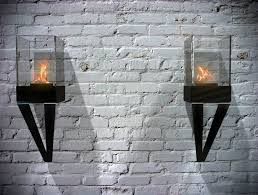 Outdoor Gas Torch Lighting Outdoor Wall Mounted Torches U2022 Wall Mount Ideas