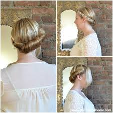 headband roll 3 easy hair styles for the holidays and beyond