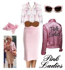 Sandy Grease Halloween Costume 20 Pink Ladies Grease Ideas Pink Ladies