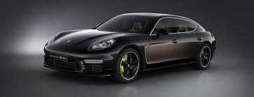2015 Porsche Panamera Exclusive Series Is 3 900 Of Amazing