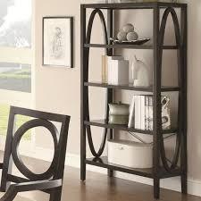 Small Open Bookcase Bookshelves Austin U0027s Furniture Depot