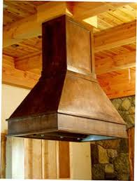 kitchen island hoods rustica house wall island copper range hoods for gas stove oven