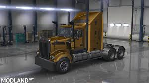 kenworth t908 adapted ats mod for american truck simulator ats
