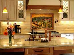 kitchen wall decorating ideas photos cozy tuscan italian kitchen décor all home decorations