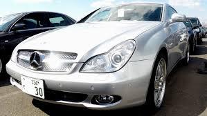 2005 mercedes benz cls500 50k lhd japan auto auctions auto