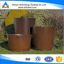 Metal Planter Box by Nice Planter Corten Steel Planter Box Buy Nice Planter Corten
