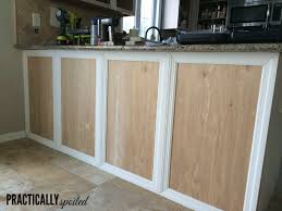 How To Paint Oak Kitchen Cabinets From To Great A Tale Of Painting Oak Cabinets