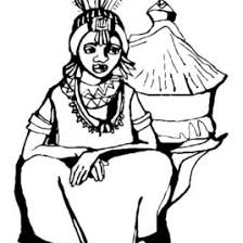 african art coloring kids drawing coloring pages marisa