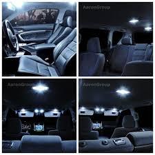 subaru domingo interior 8pcs white interior led light package kit for 2004 2015 subaru
