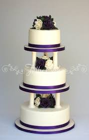 cake pillars 86 best pillar wedding cakes images on amazing cakes