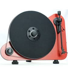 wall mounted record player project vte vertical turntable tabletop or wall mount