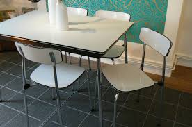 Retro Dining Room Chairs by Formica Kitchen Table Home Design Ideas