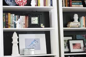 Markor Bookcase Hodge Podge One Room Challenge Week Six The Reveal