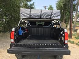Ford Ranger Truck Tent - 05 16 toyota tacoma bed rack
