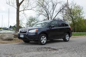 2014 subaru forester 2 5i review youtube