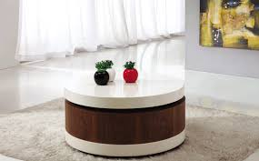 justice brown coffee table tags sauder coffee table modern round