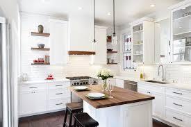 les meubles de cuisine cuisine rustique contemporaine 50 idées de meubles en bois