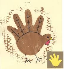 thanksgiving handprint turkey turkey u201chand u201d print art projects for kids