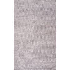 nuloom chunky woolen cable light grey 8 ft x 10 ft area rug