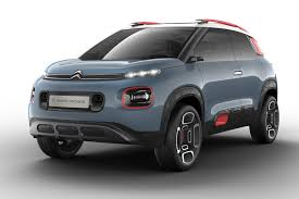 mobil jeep offroad citroen c aircross concept for 2017 geneva show picasso goes off