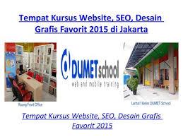 kursus design grafis jakarta alumni dumet school tempat kursus website seo desain grafis