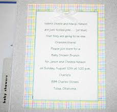 baby shower brunch invitation wording baby shower invite wording gender unknown baby showers design