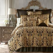 Black Bedding Sets Queen Buy Black And Gold Comforter Sets Queen From Bed Bath U0026 Beyond