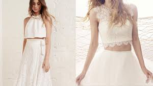 civil wedding dresses getting married try these two wedding dresses cosmo ph