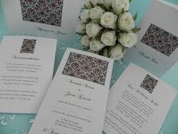 Damask Wedding Invitations Cheap Wedding Invitations From 99c Each Affordable Wedding Invites
